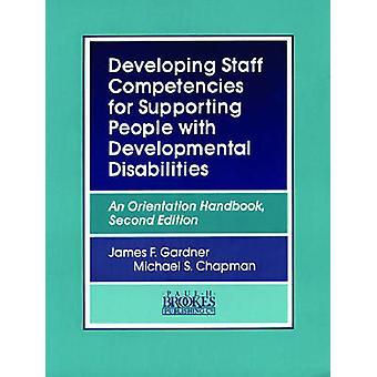 Utveckla personalkompetens för att stödja personer med developmenta