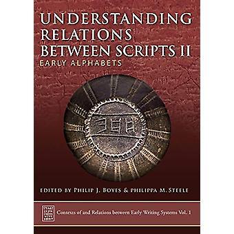 Comprendre les relations entre les scripts II - Early Alphabets par Philippe