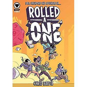 Rolled A One by Chris Baldie - 9781910775233 Book