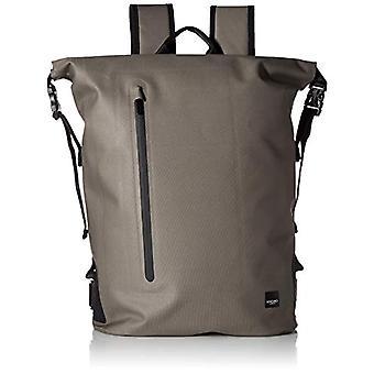 Knomo Cromwell Wasserfester Rolltop-laptop-rucksack 14th' - Unisex Adult Laptop Bags - Green (Kaki) - 15x33x67 cm (B x H T)