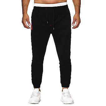 Allthemen Casual Jogging Beam Feet Spodnie spodnie spodnie