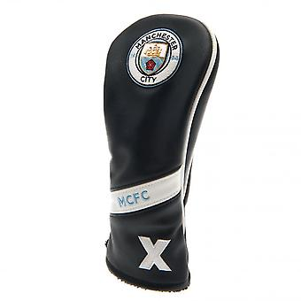 Manchester City FC offisielle Heritage redning Headcover