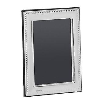 Orton West Photo Frame 7x9 - Silver