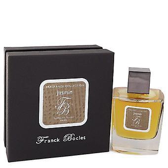 Franck boclet jasmin eau de parfum spray (unisex) by franck boclet 550529 100 ml