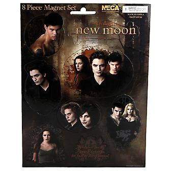 The Twilight Saga New Moon Magnet Sheet Cast (8pc)