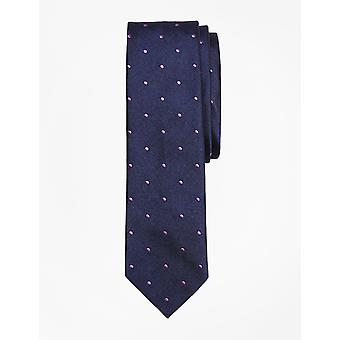 Brooks Brothers Men's Dot Slim Tie