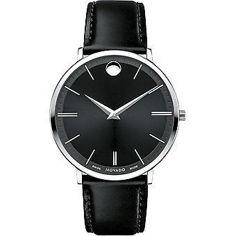 Movado - Montre-bracelet - Hommes - 0607086 - ULTRA SLIM - Quartz Watch