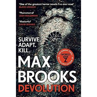 Devolution by Max Brooks - 9781529124095 Book