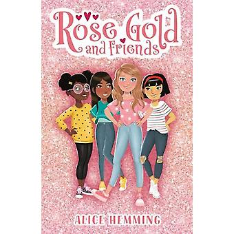 Rose Gold by Alice Hemming - 9781407196688 Book