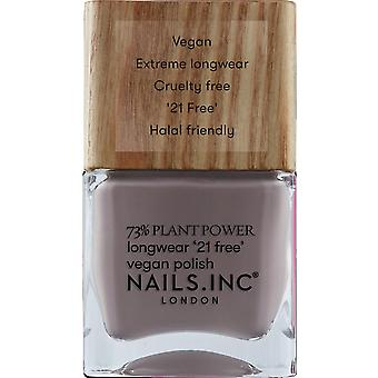 Nails inc Plant Power Nail Polish Collection - What's Your Spirituality 14ml