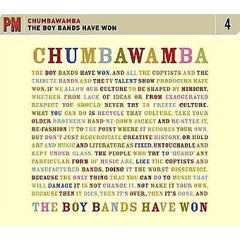 The Boy Bands hebben gewonnen door andere Chumbawumba