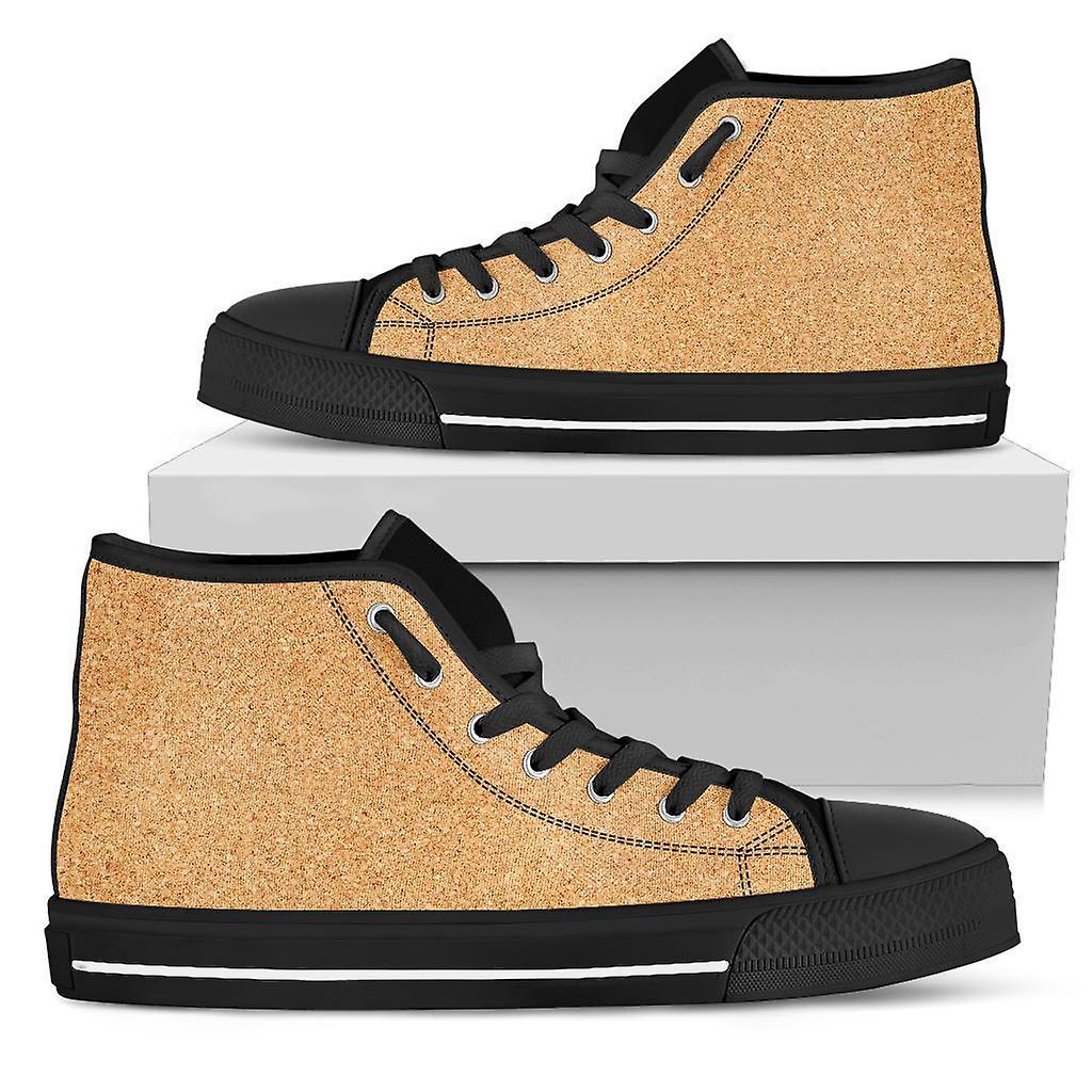 High Top Shoes | Cork Print feLvZ