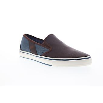 Tommy Bahama Pacific Ridge Slip On  Mens Brown Leather Slip On Slip On Sneakers Shoes