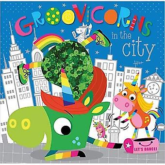 Groovicorns In The City - 9781789474053 Book