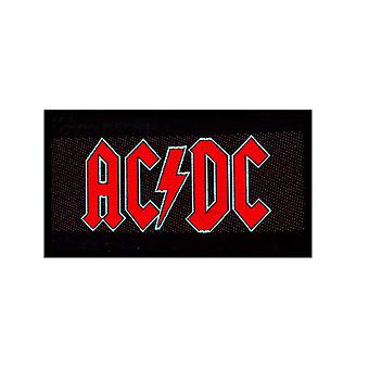 AC/DC Patch Classic Band Logo Highway to Hell Official New Black (10cm x 5cm)