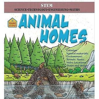 Animal Homes by Saranne Taylor - 9781913189969 Book