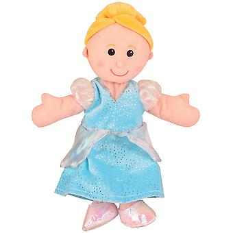 Fiesta Crafts Cinderella Hand and Finger Puppet Set