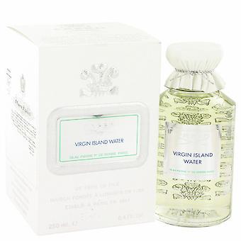 جزيرة العذراء المياه eau de parfum flacon splash (للجنسين) عن طريق العقيدة 483186 248 مل
