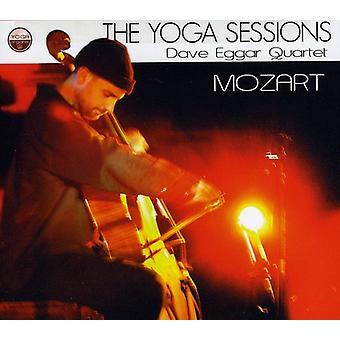 Eggar Quartet, Dave - The Yoga Sessions: Mozart [CD] USA import