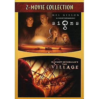 Signs/Village [DVD] USA import
