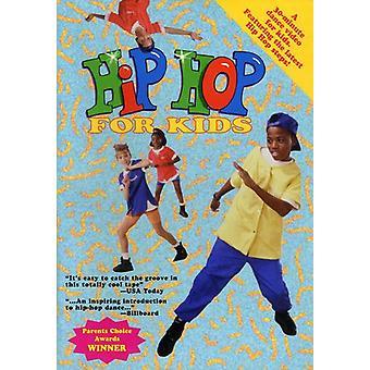 Vol. 1-Hip Hop for Kids [DVD] USA import