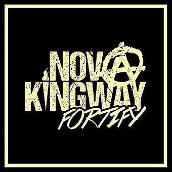 Nova Kingway - Fortify [CD] USA import