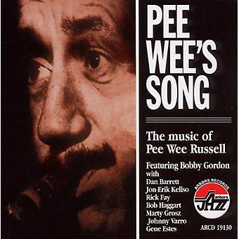 Pee Wee Russell - Music of [CD] USA import