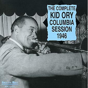 子供 Ory - 子供 Ory: 完全なコロンビア セッション 1946 [CD] USA 輸入