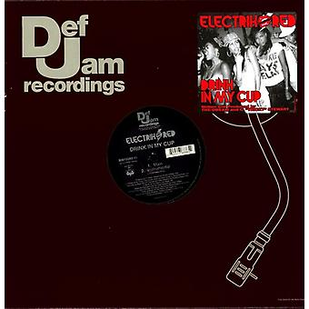 Electrik Red - Drink in My Cup [Vinyl] USA import