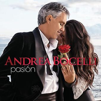 Andrea Bocelli - Passione [CD] USA import