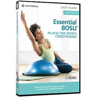 Stott Pilates: Essential Bosu-Pilates for Sports [DVD] USA import
