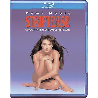 Striptease [BLU-RAY] USA import