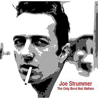 Joe Strummer - Only Band That Matters (Interview) [CD] USA import
