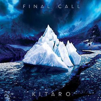 Kitaro - Final Call [CD] USA import
