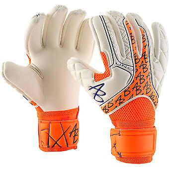 AB1 Impact UNO PRO Negative Goalkeeper Gloves Size