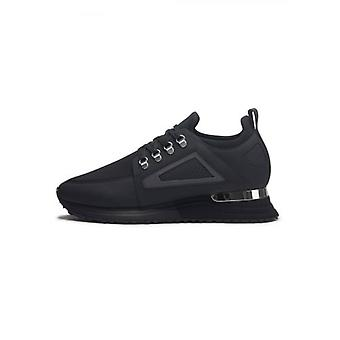 Mallet Wandelaar 2.0 Zwarte Irredecent Sneaker