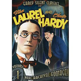 Laurel & Hardy - Laurel & Hardy: Vol. 1-4-Early Silent Classics [DVD] USA import
