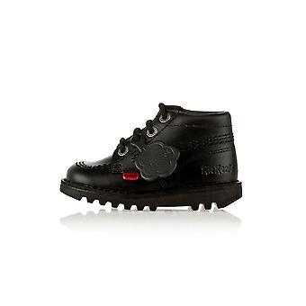 Kickers Kick Hi Core Infants Blk/Blk/Blk 1Kf0000408Btw Kengät Saappaat