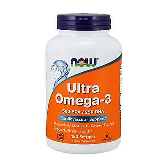 Ultra Omega-3 180 capsules