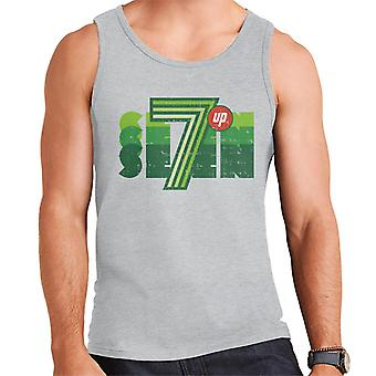 7UP Retro Seven Logo Men's Vest