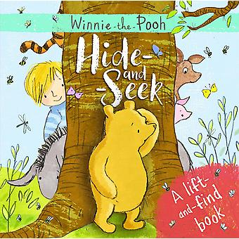 Rainbow Designs Winnie The Pooh Hide and Seek Book