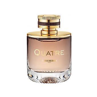 Boucheron Quatre Absolu De Nuit Femme Eau De Parfum Spray 50ml