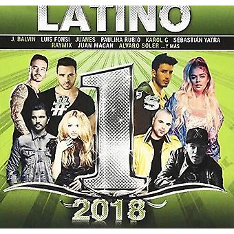 Latino #1's 2018 [CD] USA import