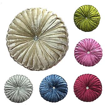 Pp Cotton Pumpkin Round Chair Cushion Seat Pad For Patio Home Car Office Floor