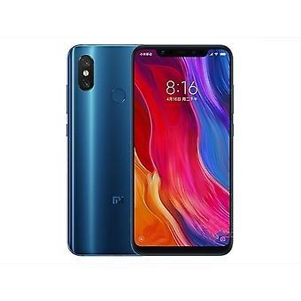 smartphone Xiaomi Mi 8 blue 6/64 GB