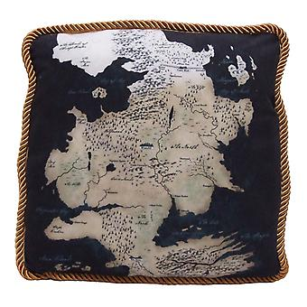 Pillow - Game of Thrones - North Map Soft Doll Toys New 408688-1