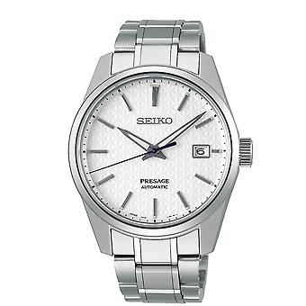 Seiko Watches Spb165j1 Presage Silver Stainless Steel Automatic Men's Watch