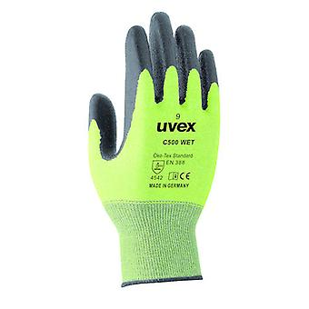 Uvex 60492 Size 10 C500 Wet Lime/Anthracite Gloves