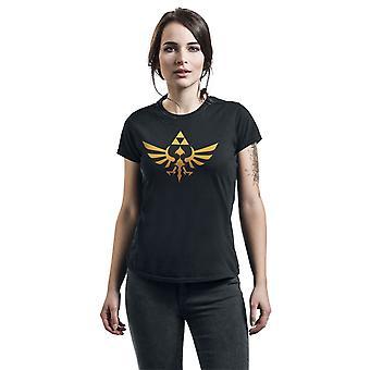 Nintendo Unisex Erwachsene Hyrule Legende von Zelda T-Shirt