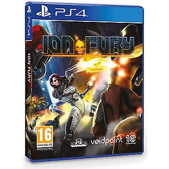 Ion Fury PS4 Game